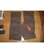 NO BOUNDRIES Size 11 Junior Dark Brown Stretch ... - $14.99