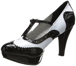 Ellie Shoes Women's 414 Shelby Spectator Pump, ... - $52.00