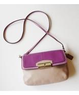 Authentic Coach Kristin Spectator Leather Flap ... - $65.00