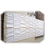 Linen French 1863 handwoven home spun Europe na... - $19.50