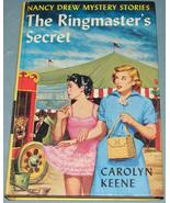 Nancy Drew #31 Ringmaster's Secret Orig Text PC - $11.99