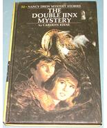 Nancy Drew #50 The Double Jinx Mystery 1973 PC - $9.99