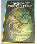 Nancy Drew #55 Mystery of Crocodile Island  - $19.99