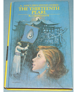 Nancy Drew #56 Thirteenth Pearl 1979 Double Ova... - $24.99