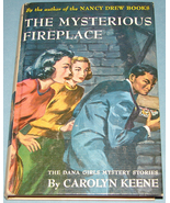 Dana Girls #10 The Mysterious Fireplace 1941 PC - $11.99