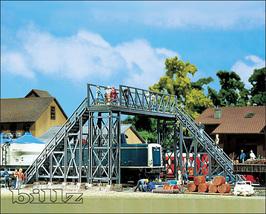 POLA HO 310565 - Railroad Pedestrian Bridge - KIT - $47.50