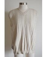 Chaps Ralph Lauren Men's Sleeveless Sweater Ves... - $38.00