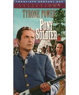Pony Soldier VHS Tyrone Power Cameron Mitchell ... - $4.99