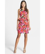 NWT $378 kate spade Tropical Peplum Sheath Dres... - $99.99