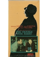 The Trouble With Harry VHS Alfred Hitchcock Joh... - $2.99