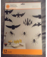 Martha Stewart Crafts Halloween Spooky Night Ha... - $9.99