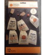 Halloween Martha Stewart Crafts 6 Spooky Night ... - $9.99