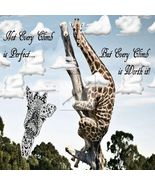 Every Climb is Worth It...Giraffe Digital Art - $10.00