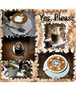 Yes, Please...Coffee Digital Art - $10.00