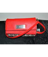 NWT $178 DKNY Heritage Jacquard/Saffiano PVC Ta... - $93.98