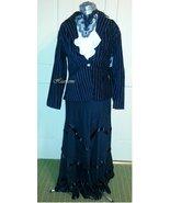 Complete costume vintage style dress skirt jack... - $127.00