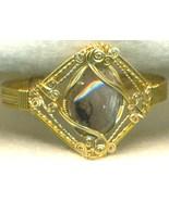 Agate Gold Wire Wrap Bracelet 4 - $37.98