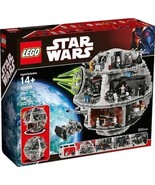 RARE! LEGO Star Wars DEATH STAR 10188 BRAND NEW... - $600.00
