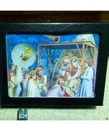 Three Wise Men Display with Geuine Gold, Franki... - $25.00