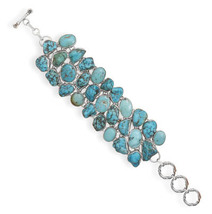 Turquoise_nugget_toggle_bracelet_thumb200