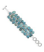 Turquoise Nugget Toggle Bracelet - $389.99