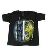 Black Transformers Cotton T Shirt Boys Size XS ... - $12.99