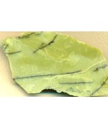 Green Brazilian Serpentine Rough - $16.98