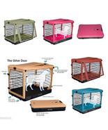 Pet Gear The Other Door Deluxe Steel Dog Crate ... - $127.95 - $255.95