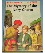 Nancy Drew #13 Mystery Ivory Charm 1st PC - $14.99