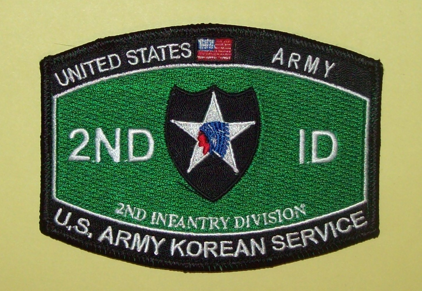 Anthropologie bedding - United States Army 2nd Infantry Ision Quot Korean Service