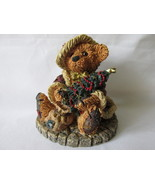 Grenville the Santa Bear - Boyds Bears and Frie... - $14.99