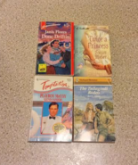 LOT of 4 Harlequin, Silhouette Romance Books - $10.00