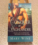 To Conquer a Highlander by Mary Wine - $5.00