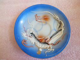 VTG Occupied Japan demitasse saucer plate blue ... - $19.80