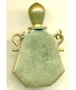 Brass Potion Bottle Pendant - $12.96