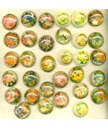Acrylic Victorian Style Cabs Lot - $6.03