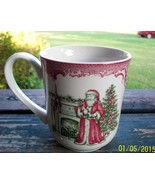 Johnson Brothers OLD BRITAIN CASTLES PINK CHRIS... - $14.00