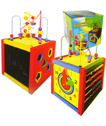 5-in-1 Cube Learning Educational Activity Toddl... - $44.50