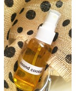 Almond cookie body spray, body spray mist, body... - $5.00