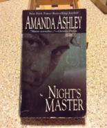 Amanda Ashley Night's Master - $5.00