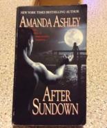 Amanda Ashley After Sundown - $5.00