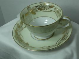Noritake Floris  VINTAGE 5088 cup & saucer set - $19.96
