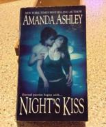Amanda Ashley Night's Kiss - $5.00