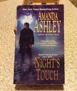 Amanda Ashley Night's Touch - $5.00