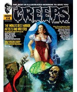 The Creeps # 4 (Winter 2015) - $4.95