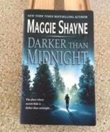 Darker than Midnight Maggie Shayne - $5.00