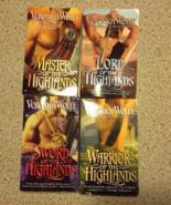 Veronica Wolff Highlands Series Set of 4 books  - $18.00
