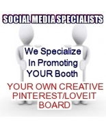 Social Media Your Own Creative Pinterest Board  - $15.00