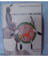 HC Book 1972 HC Book High Elk's Treasure Virgin... - $7.00