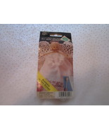 Pre Painted Mini Wooden Angels Doll Kit Makes 2... - $1.99